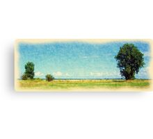 Bay City State Recreation Area Canvas Print