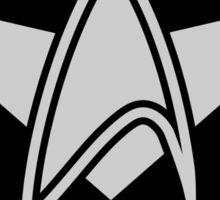 Star Trek - Starfleet Security Logo Sticker