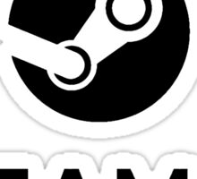 steamos steam debian linux console Sticker