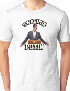 Swagimir Putin Unisex T-Shirt