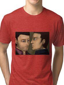 Solummodo - Castiel Dean Tri-blend T-Shirt