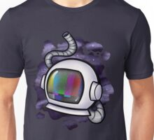 The Static of Space Unisex T-Shirt