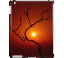 Evening Branch iPad Case/Skin