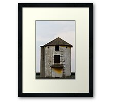 old farm Framed Print