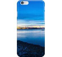 Coastal landscape  iPhone Case/Skin