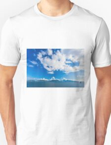 Coastal landscape  Unisex T-Shirt
