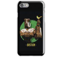 BASTION iPhone Case/Skin