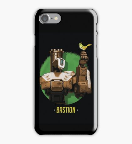 BASTION iPhone Case/Skin