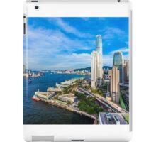 Hong Kong modern scene iPad Case/Skin