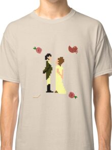 Mr and Mrs Darcy Classic T-Shirt