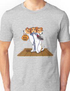 Little Cerberus wants to go for a walk Unisex T-Shirt