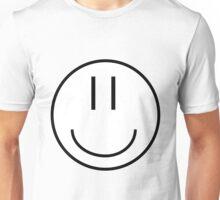 smiley face Unisex T-Shirt