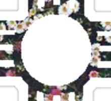 Flowers in the sun Sticker