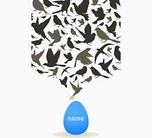 Birds from egg Unisex T-Shirt