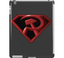 Superman - Red Son Logo iPad Case/Skin