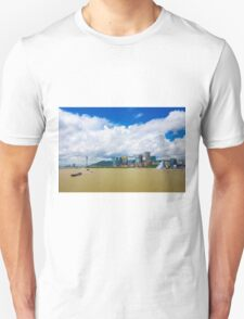 Macau cityscape Unisex T-Shirt