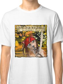 Captain Jack Russell Classic T-Shirt