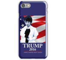 TRUMP 2016 Vampire Parody iPhone Case/Skin
