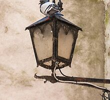 old lamp by spetenfia