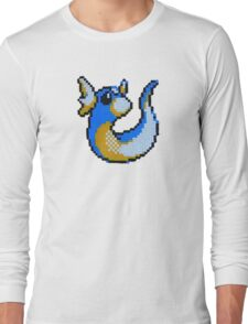 Dratini Pixel! Long Sleeve T-Shirt