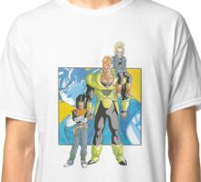 C-16 & C-18 - Dragon Ball Classic T-Shirt