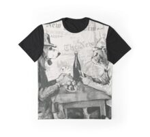 The card players Graphic T-Shirt