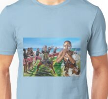 African dancegroup Unisex T-Shirt