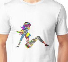 JDM TRUCKER BABE Unisex T-Shirt