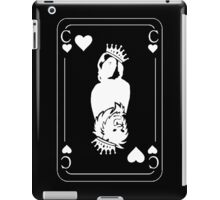 King 'Chris In The Den' Black iPad Case/Skin