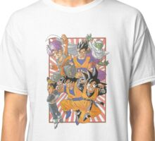 Best Team - Dragon Ball Classic T-Shirt