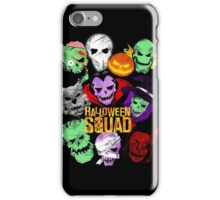 Halloween Squad iPhone Case/Skin