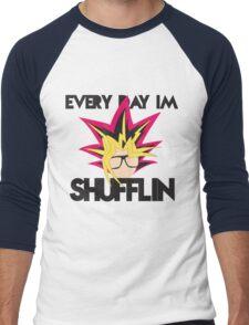 Every Day I'm Shufflin' Men's Baseball ¾ T-Shirt