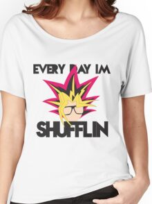 Every Day I'm Shufflin' Women's Relaxed Fit T-Shirt
