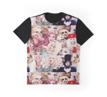 Team Katya Zamolodchikova- All Stars 2 Graphic T-Shirt