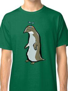 propellerhat penguin Classic T-Shirt