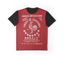 Sriracha Logo Graphic T-Shirt