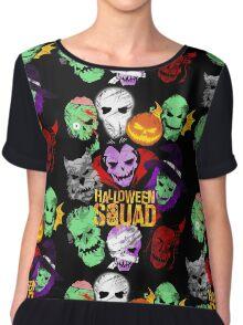 Halloween Squad Chiffon Top