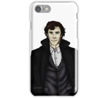 Sherlock Returns! iPhone Case/Skin