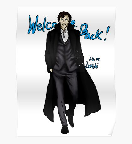 Sherlock Returns! Poster