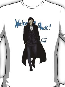 Sherlock Returns! T-Shirt