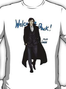 Sherlock Returns! T-Shirt