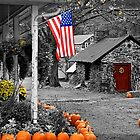 Rural America - Fall Harvest by djphoto