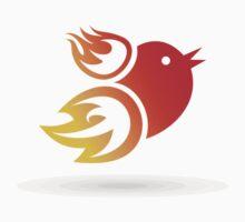 Fire a bird T-Shirt