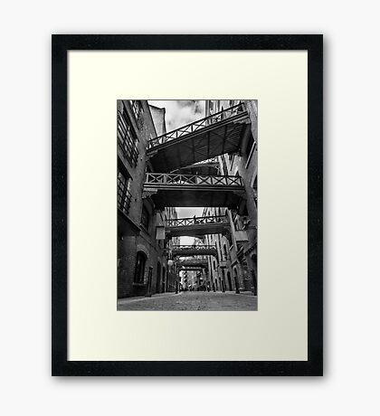 Shad Thames Framed Print