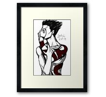 Tetsuo Tats Framed Print