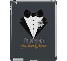 Fancy Pants iPad Case/Skin