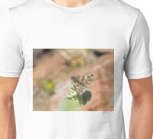Oriental Marbled Skipper on Lesvos Unisex T-Shirt