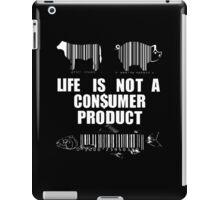 Lifeisnotconsumerproduct iPad Case/Skin