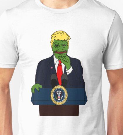 TRUMP 4 PRESIDENT Unisex T-Shirt