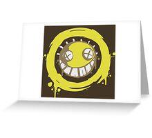 JUNKRAT Greeting Card